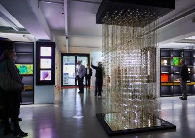 F.LUX Schülerforschungslabor Ausstellung