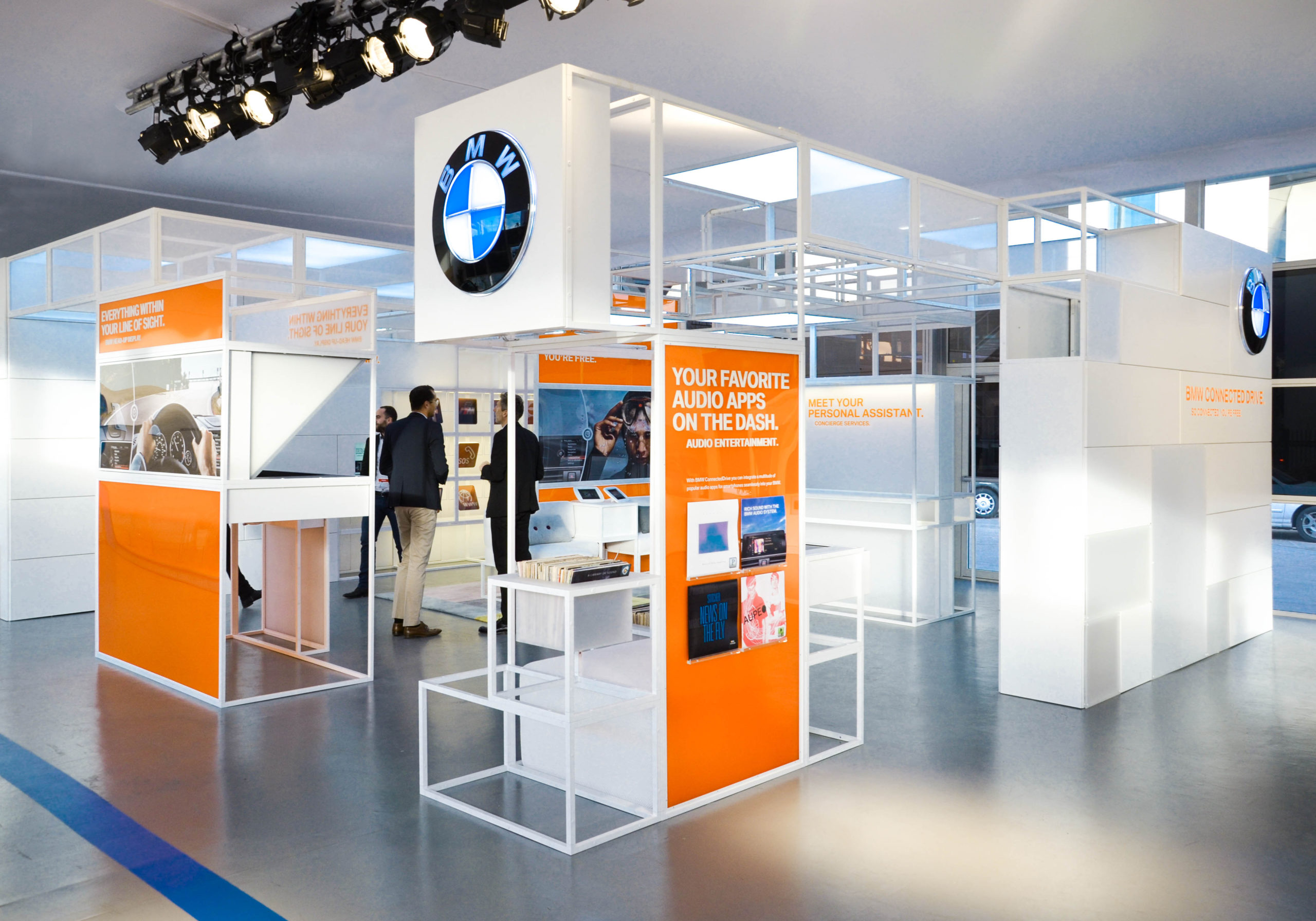 BMW ConnectedDrive Fachmesse CES Las Vegas