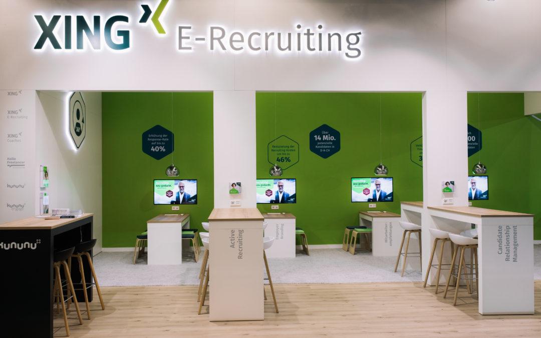 XING E-Recruiting Zukunft Personal