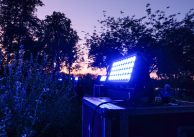 Cameo ZENIT W600 - Outdoor LED Wash Light