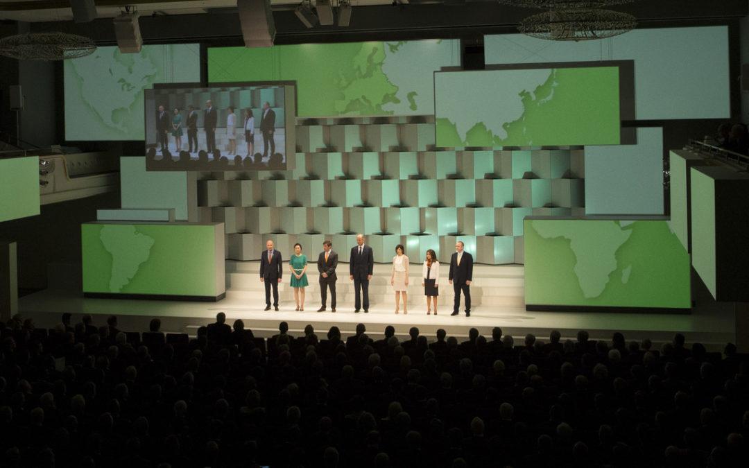 150-jähriges Bestehen BASF, Festakt