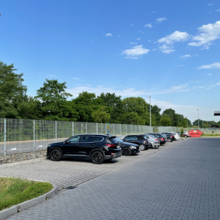 Gratis Parkplätze direkt am Firmengelände setcon Event & Expodesign GmbH