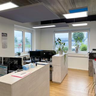 Büroraum bei setcon Event & Expodesign GmbH