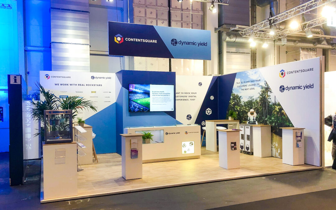 ContentSquare / Dynamic Yield Partnerstand OMR19
