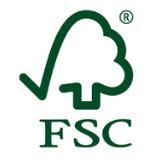 Farbiges Siegel FSC - Forest Stewardship Council
