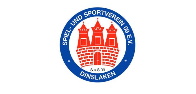 farbiges Logo Spiel- und Sportverein 09 E.V. Dinslaken