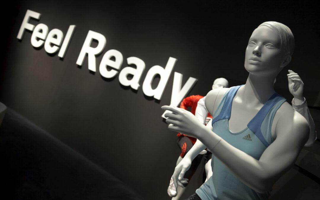 "adidas Showroom ""Hall of Running"""