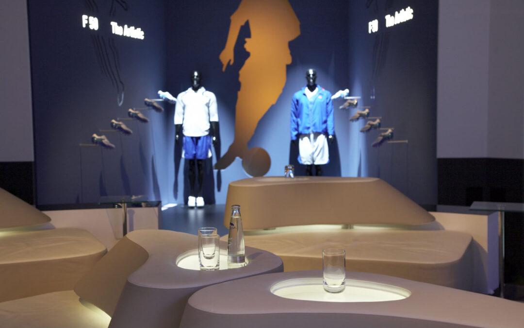 ADBC adidas Football Showroom