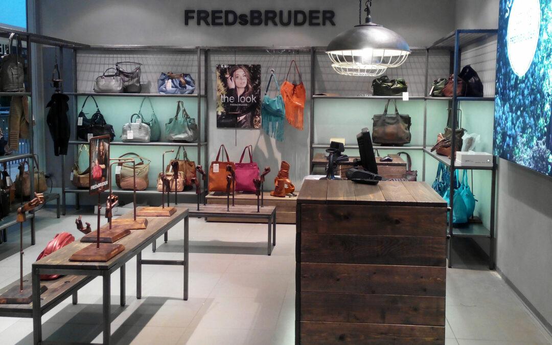 FREDsBRUDER Shopdesign